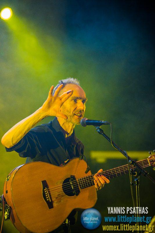 Spiro live concert at WOMEX Festival 2014 in Santiago de Compostela © Yannis Psathas Music Photography