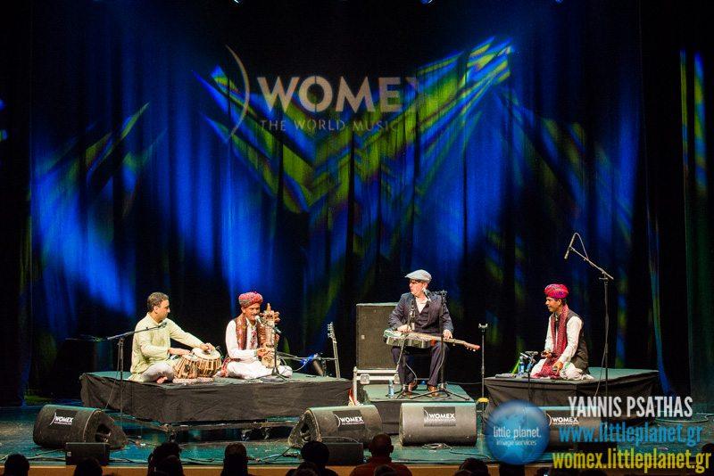 Maru Tarang live concert at WOMEX Festival 2014 in Santiago de Compostela © Yannis Psathas Music Photography