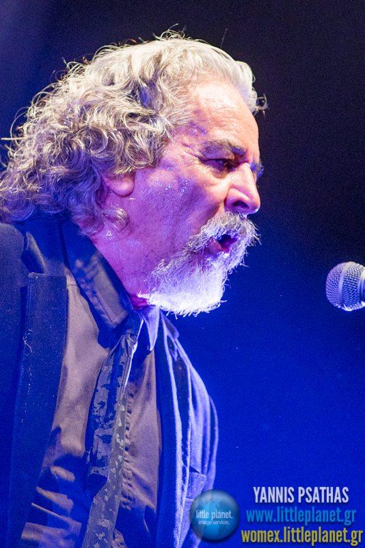 Oreksta Mendoza live concert at WOMEX Festival 2014 in Santiago de Compostela © Yannis Psathas Music Photography